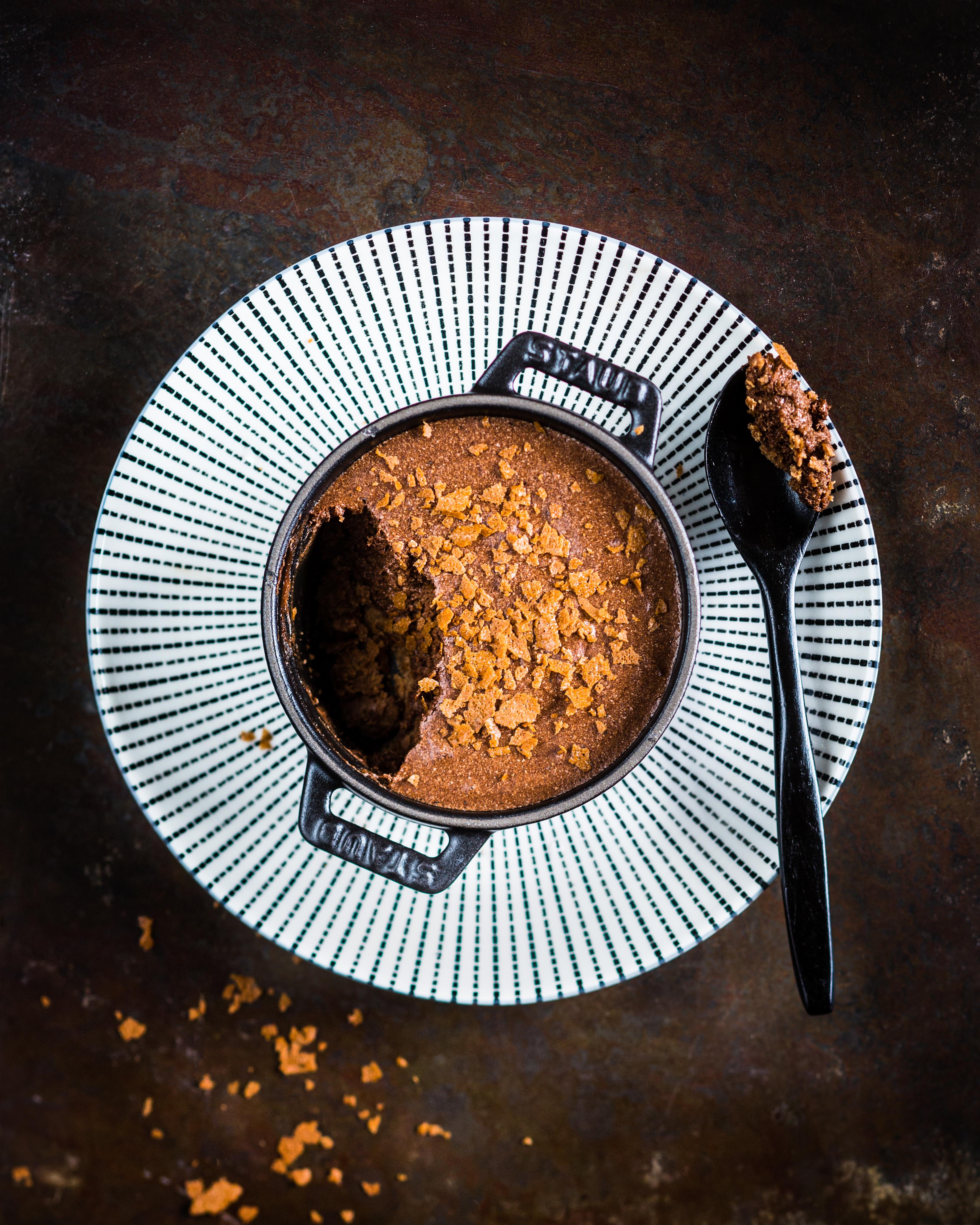 Juliette Lalbaltry - «Tout chocolat» - Bottin Gourmand Magazine - Crédits photo: Delphine Amar Constantini
