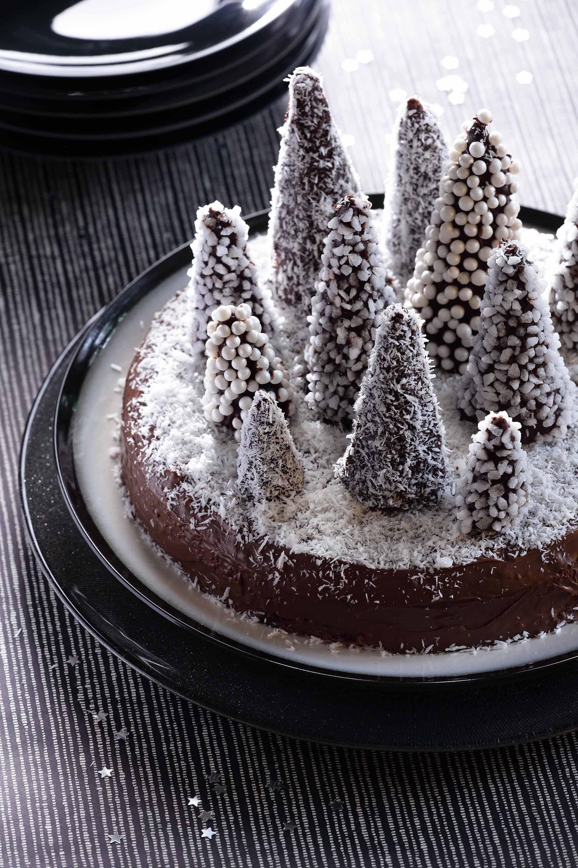 Juliette Lalbaltry - «Bûches et gâteaux de Noël» - Bottin Gourmand Magazine - Crédits photo: Alexandre Rety